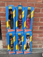 Boxed Unused 1992 Thunderbirds Pelham Puppets Bundle VERY RARE X6 Must See