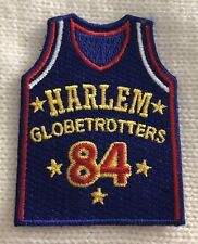 Harlem Globetrotters Jersey 84th Anniversary Sew on Patch