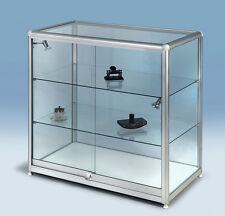 Standvitrine, Für Sammler, für Museen, Showcase 900x500x900  B-9.5