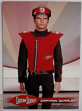CAPTAIN SCARLET - Individual Trading Card #35, Captain Scarlet - Unstoppable