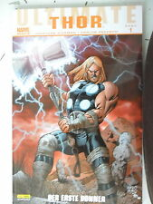 1 x comic-Ultimate Thor-band 1: la primera Donner-Marvel
