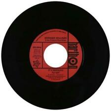 "BERNARD WILLIAMS It's Needless To Say NEW NORTHERN SOUL 45 (OUTTA SIGHT 7"" VINYL"
