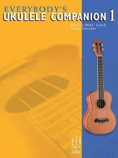 Everybody's Ukulele Companion LEARN TO PLAY Folk Classical UKE Music Book 1