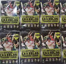 7 x 2015 - 2016 Official Cricket Australia CA & BBL TRADING CARDS Sealed Packs