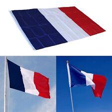FRANKREICH Hissflagge FRANZöSISCHE Fahnen Flaggen 90x150cm Neu