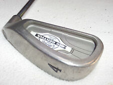 "Callaway Big Bertha X12 4Iron / True Temper Memphis ""10"" '98 Steel/ GP Tour Wrap"