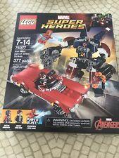 New ListingLego Super Heroes Iron Man: Detroit Steel Strikes (76077)