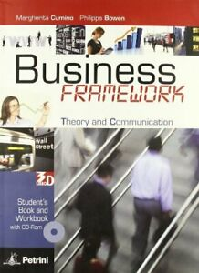 BUSINESS FRAMEWORK - Blocco #5e14