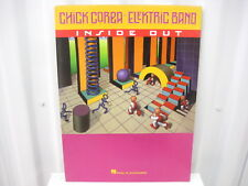 Chick Corea Elektric Band Inside Out Sheet Music Song Book Songbook
