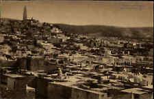 Algerien Ghardaia Ghardaja Sahara Wüsten Ort Heimatbeleg Postkarten-Format ~1940