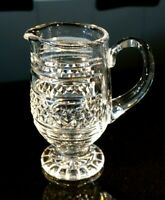 Beautiful Waterford Crystal Castletown Pitcher