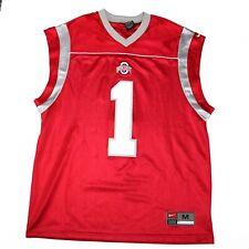 Nike #1 Ohio State Buckeyes Mens M fan jersey Ncaa basketball jersey