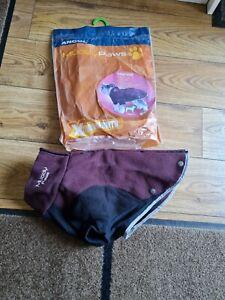 Ancol Thermal Fleece Dog Coat Small New