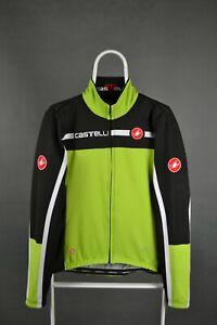 Castelli windstopper jacket Sz L