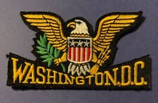 Washington DC USA Patches Patch  577S