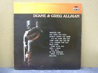 DUANE & GREG ALLMAN - 33 GIRI - LP - VG+/EX+