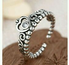Unbranded Princess Alloy Costume Rings