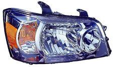 2004 2005 2006 2007 Toyota Highlander New Right Headlight Assembly