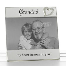 "Grandad Gift Message Photo Frame with verse 6x4"" NEW   16939"