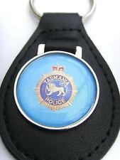 Tasmanien Polizei Leder Schlüsselanhänger Geschenk