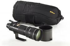 Nikon ED IF AF-S Nikkor 4/200-400 G // 26005,1