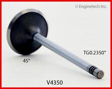Engine Intake Valve ENGINETECH, INC. V4350