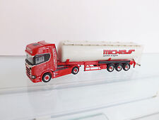 "Herpa 307598 H0 1:87 Scania CR 20 HD Silo-Sattelzug ""Michels"" NEU in OVP"