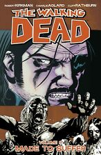 The Walking Dead V 8 Made to Suffer Kirkman Trade Paperback NEW Book Image