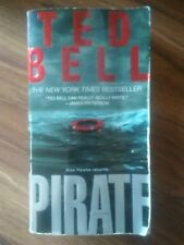 Ted Bell - Pirate paperback book
