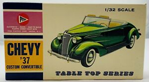 1969 Chevy 1937 Convertable 1:32 Scale Model Car by Pyro NOS New Old Stock