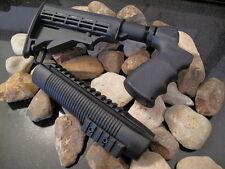 "Mossberg 500 590 TACTICAL Shotgun Forend & Stock 7 3/4"" Picatinny Pistol Grip"