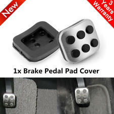 PARKING BRAKE PEDAL PAD COVER STAINLESS STEEL FOR MERCEDES AMG BENZ DODGE CHARGE