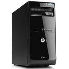 HP Pro 3500 MT Desktop - 500GB HDD - 4GB RAM - I5 Processor - Windows 10 Pro