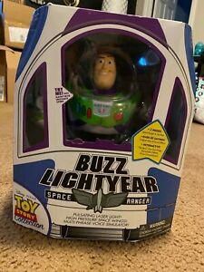 Disney Toy Story Signature Collection Buzz Lightyear NO# 64011 purchased in 2002