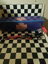 NHRA ACTION PLATINUM 1/24 PAT AUSTIN 1996 CASTROL SYNTEC RED WING SHOES 1/7000