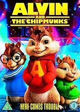 Alvin And The Chipmunks [DVD] [2007], , Used; Acceptable DVD