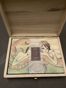 Audrey Kawasaki NEW Omamori Postcard Series 1 & 2 Signed Numbered Box Art Print