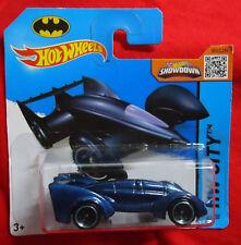 Batmobil-Batman Live! Batmobile-Hot Wheels-City CARD