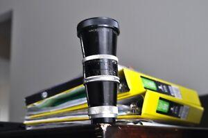 Macro Yvar 100mm F 2.8 C Mount Lens Bolex H16 cameras