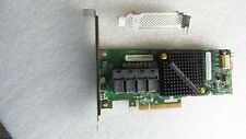 Adaptec ASR-71605 1GB Cache 16-Port 6Gbps, Both brackets included