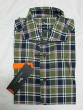 Camicie casual e maglie da uomo Harmont & Blaine a lunghezza della manica manica lunga in cotone