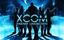 XCOM Enemy Unknown Region Free Steam PC Key