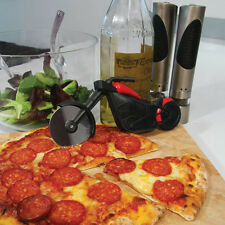 Pizza Chopper Motorbike Pizza Cutter Motorcycle Kitchen Utensil Tool Men's Gift