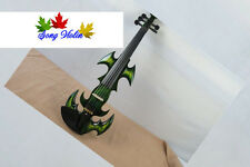 Newly model crazy-  SONG art streamline 5 string 4/4 electric violin,solid wood