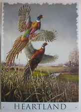 Heartland by James Meger Quail Wild Animal Natural Beauty Birds Fowl Metal Sign