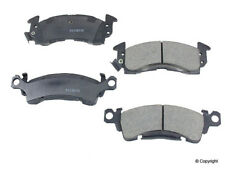 Meyle Ceramic Disc Brake Pad fits 1969-1986 Pontiac Firebird Bonneville,Catalina