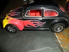 1/18 SCALE Johnny Lightning 1963 Drag Volkswagen VW Bug Beetle W/BRM Wheels