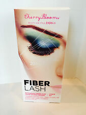 Cherry Blooms Eyelash Extensions-Brush on Fiber Lashes 60 Seconds 2pc White Box