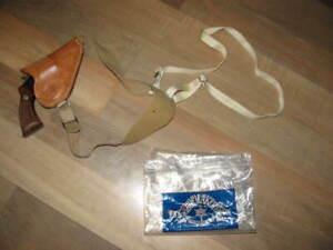 Shoemaker Shoulder Holster 10 12  64 65  S&W K Frame 2 in RH GC 210116