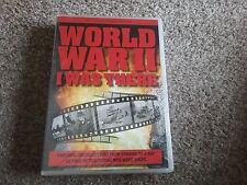 World War II - I Was There dvd new and sealed freepost